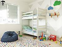 Двухъярусная кровать Умка 80х190 см. Лев Мебель, фото 1