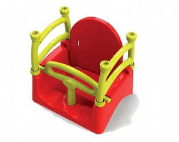 Игрушка для детей ТМ Doloni «Качеля», красная (0152/4)