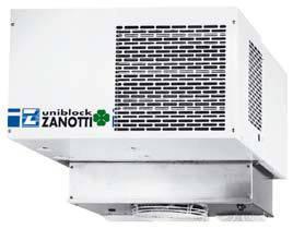 Моноблок низкотемпературный BSB125T02F Zanotti морозильный