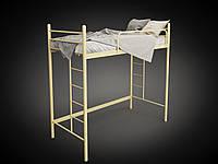 Кровать-чердак Эдельвейс Tenero 900х2000 мм металлическая одноместная