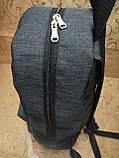 Рюкзак reebok мессенджер 300D спорт спортивный городской стильный Школьный рюкзак только опт, фото 4