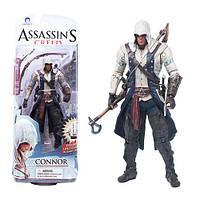 Фигурка Ассасин Коннор - Connor Assassin's Creed 3 от Mcfarlane