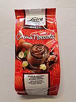 Шоколадные яйца с ореховым пралине Laica Ovetti Crema Nocciola, 135 гр.