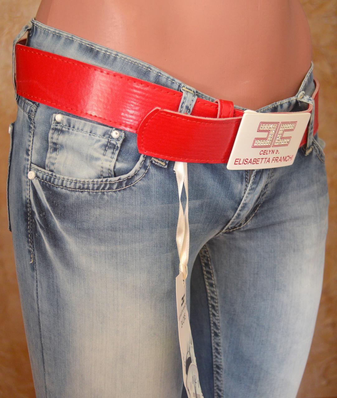 Женские джинсы ELISABETTA FRANCHI1264 (копия)