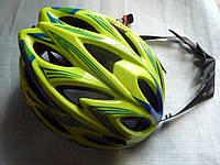 Вело шлем Avanti 54-57 см съемный козырек