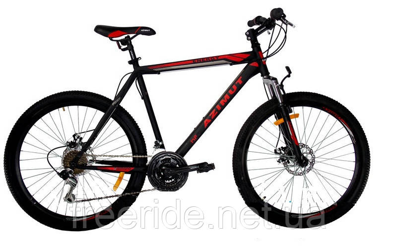 Горный Велосипед Azimut Energy 26 D (21 рама)
