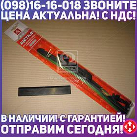⭐⭐⭐⭐⭐ Щетка стеклоочистителя  б/каркасн. 325мм. (с адаптерами)