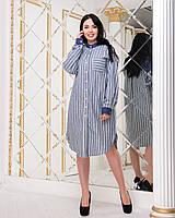 Платье рубашка женское , фото 1
