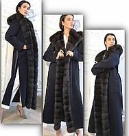 Пальто с капюшоном под заказ, фото 1
