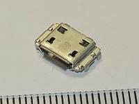 S705 Micro USB 7pin Разъем гнездо Samsung C3530 S5830 B7722  I9220 S3370 S3930 S5750 S5820 B299 N7000 S8300