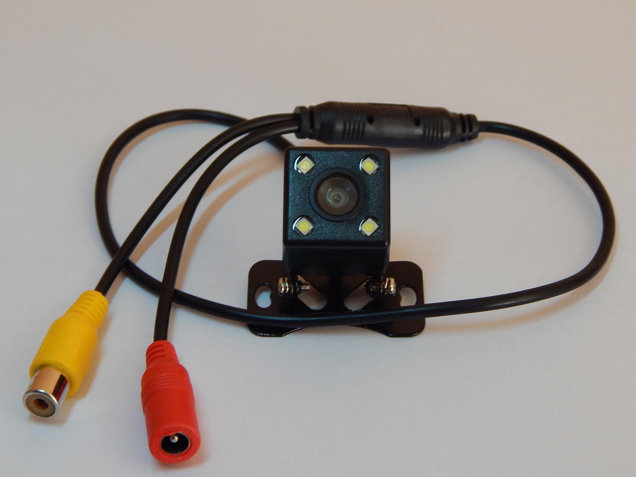 Камера осмотра заднего хода ZIRY 4-LED night vision