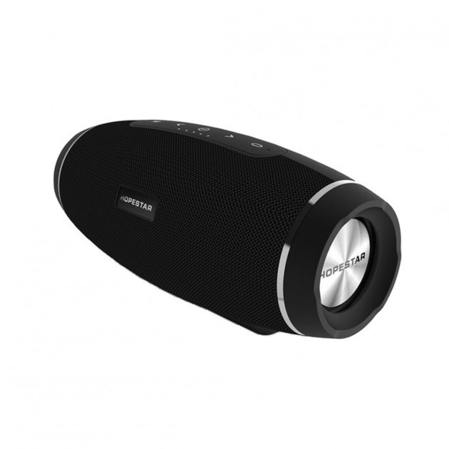 Портативная акустическая стерео колонка Hopestar H27 Rugby Wireless Bluetooth 2.0