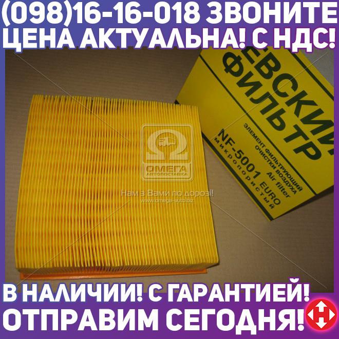 ⭐⭐⭐⭐⭐ Элемент фильтра воздушного ВАЗ 2108-10, 2112 (инжект. сетка, коробка) (NF-5001m) (производство  Невский фильтр)  2112-1109080