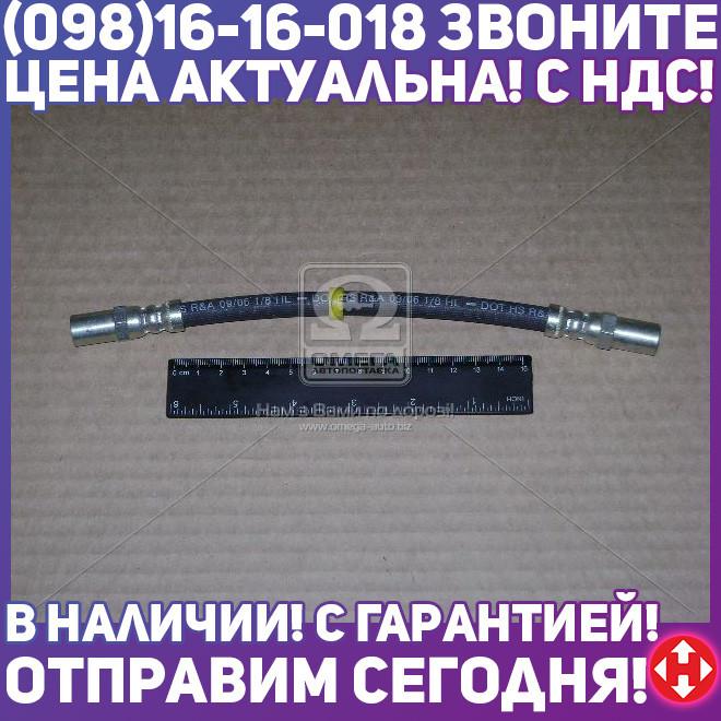 ⭐⭐⭐⭐⭐ Шланг тормозной ВАЗ 2110, 2111, 2112 задний (производство  ДААЗ)  21100-350608508