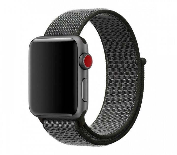 Ремінець Sport Loop OEM для Apple Watch 42/44mm Series 1/2/3/4 - Gray