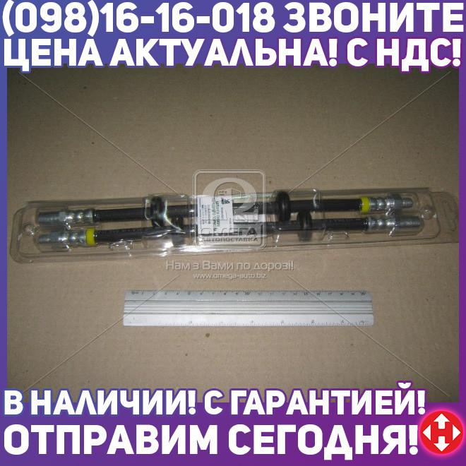 ⭐⭐⭐⭐⭐ Шланг тормозной ВАЗ 2110, 2111, 2112 передний комплект 2 шт. (производство  ОАТ-ДААЗ)  21100-350600608