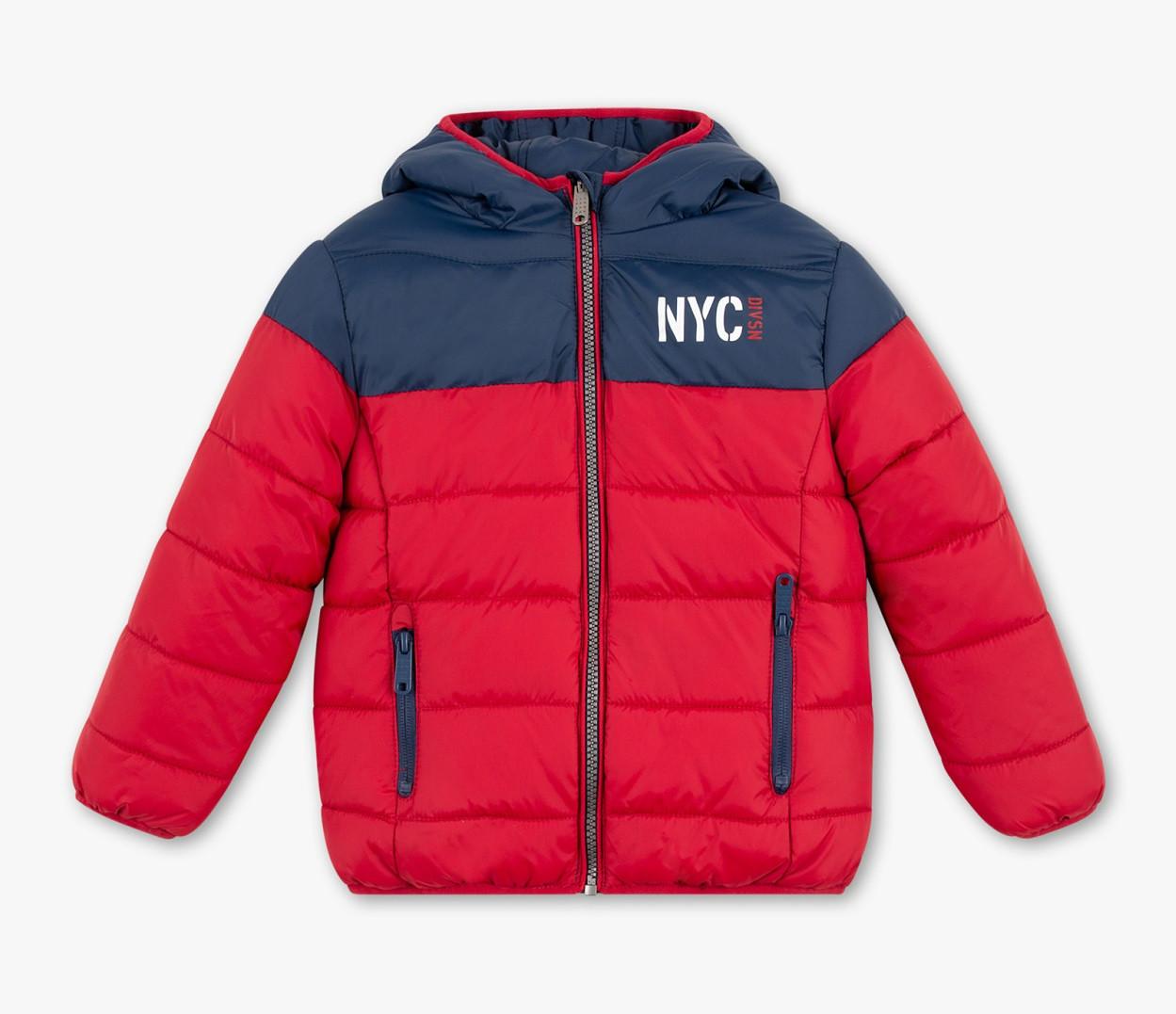 Демисезонная куртка для мальчика NYC C&A Германия Размер 104, 110