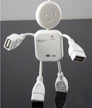 ✅ USB хаб Человечек