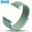 Ремешок Sport Loop OEM для Apple Watch 42/44mm Series 1/2/3/4 - Marine Green, фото 2