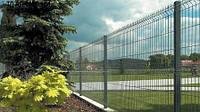 Секционный забор из сварной сетки 2х3 ЭКОНОМ