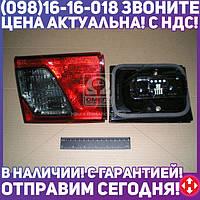 ⭐⭐⭐⭐⭐ Фонарь ВАЗ 2110 и 2112 задн. лев. тюнинг (производство  ОСВАР)  41.3776-ТЕМН