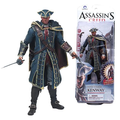 Фигурка Mcfarlane  Assassin's Creed HEYTHAM KEYWAY