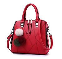 Жіноча сумка шкіряна