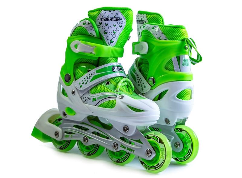 9418a581a3a162 Ролики Superpower Green, размер 34-37 PU, цена 556,88 грн., купить в Одессе  — Prom.ua (ID#935496263)