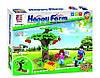 Конструктор Brick Счастливая ферма, Happy farm 6003