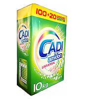 Стиральный порошок Cadi amidon 10кг (Германия)