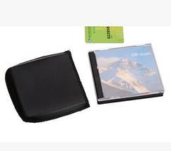 Оригинальные, весы Mini-CD 100г (6251),автоотключение, ювелирные / аптечные, функция тары, чехол из кожзама, фото 3