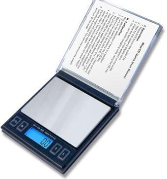 Оригинальные, весы Mini-CD 100г (6251),автоотключение, ювелирные / аптечные, функция тары, чехол из кожзама