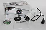 Камера наружного наблюдения с креплением IP (MHK-N513L-100W), фото 2