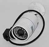 Камера наружного наблюдения с креплением IP (MHK-N513L-100W), фото 7