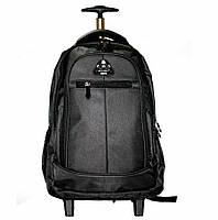 Рюкзак ортопедический нейлоновый на колёсах Enrico Benetti 62024.001