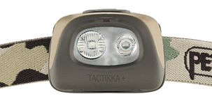 Водостойкий налобный фонарик Petzl Tactikka + на 250 люмен, фото 2