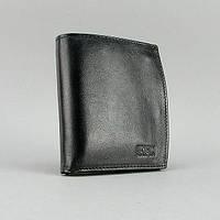 Кошелек кожаный черный Bond 851-1 Турция, фото 1