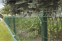 Забор гиттер 1,26х2,5 ЭКОНОМ