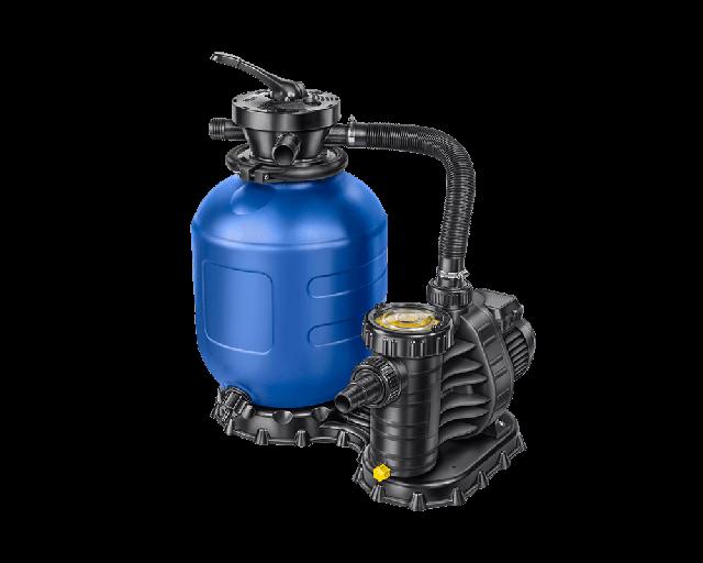 Фильтровальные установки (Готовый комплект для очистки воды Бассейна)