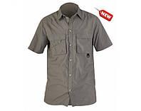 Рубашка с коротким рукавом Norfin Cool (сіра) размер L