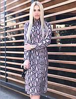 Платье женское миди, фото 1