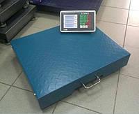 Товарные весы Олимп TCS-R3 (600 кг) БЕСПРОВОДНЫЕ 600х500 мм., фото 1