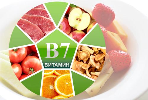Биотин (витамин B7), 5 грамм
