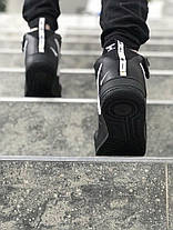 "✔️ Кроссовки Nike Air Force 1 Mid '07 LV8 ""Black""  , фото 3"