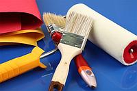 Шпаклевка, штукатурка, окраска, поклейка обоев в Донецке. Малярные, отделочные работы.