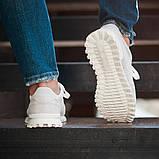 Мужские кроссовки South Classic white, замшевые белые мужские кроссовки, замшевые классические кеды, фото 6