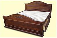 Кровать деревянная Вер-Сен-Дени