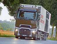 Гидравлическая система для тягача Renault