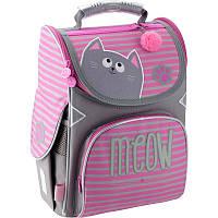 Рюкзак шкільний каркасний GoPack 5001-1