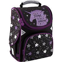 Рюкзак шкільний каркасний GoPack 5001-2